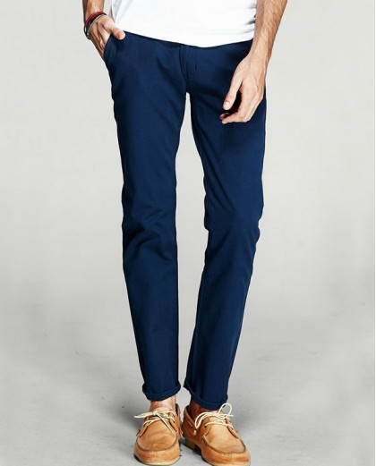 Quần Kaki Slim Fit